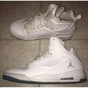 Nike Jordan SC-3 White Powder Blue (641444-107)